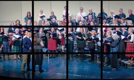 Whitehorse Community Choir Goes Virtual