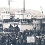 The Klondike Gold Rush Steamers