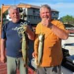 The twice-caught fish