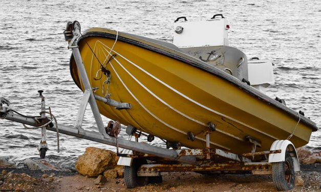 Boat trailering suggestions