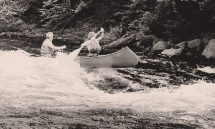 The history of the canoe