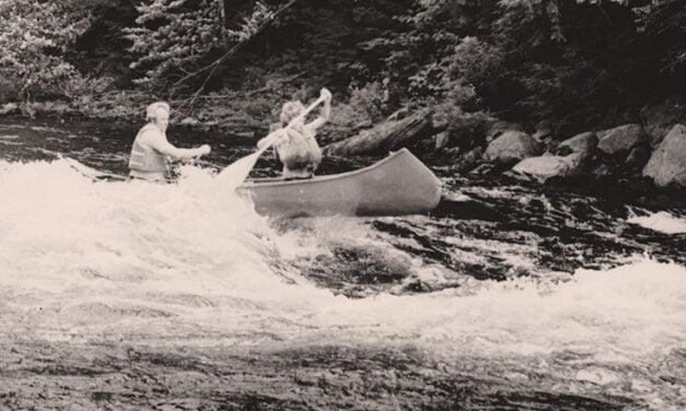 The history of the canoe