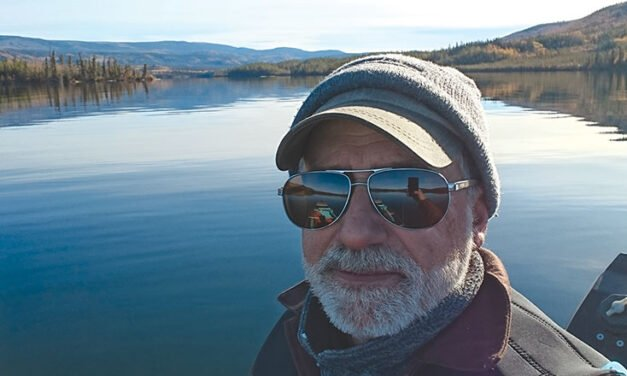 For more than 30 years Doug Davidge has helped solve Yukon's historic mysteries, both hidden and exposed