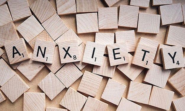 Feeling anxious?