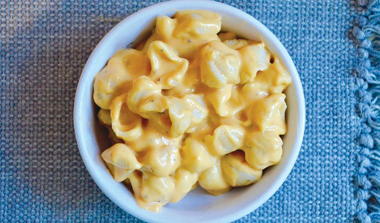 Better than box, five-ingredient mac and cheese