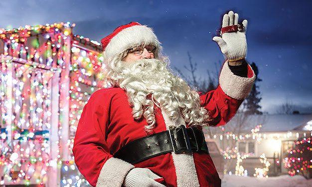 Zoom, Santa, Zoom
