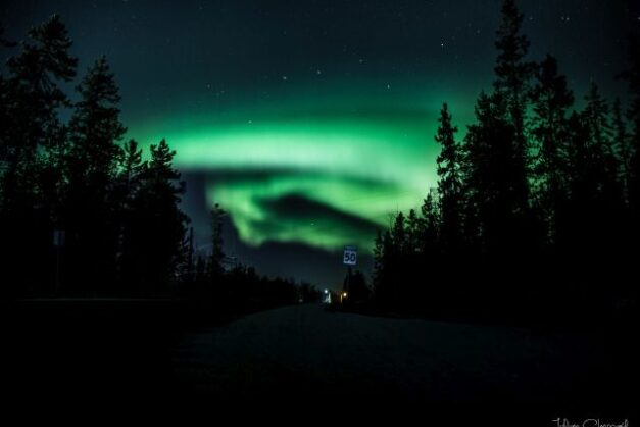 My Aurora Borealis
