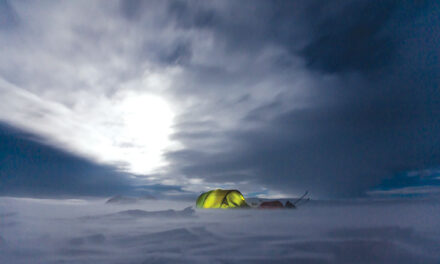 Hot tips for cold camping
