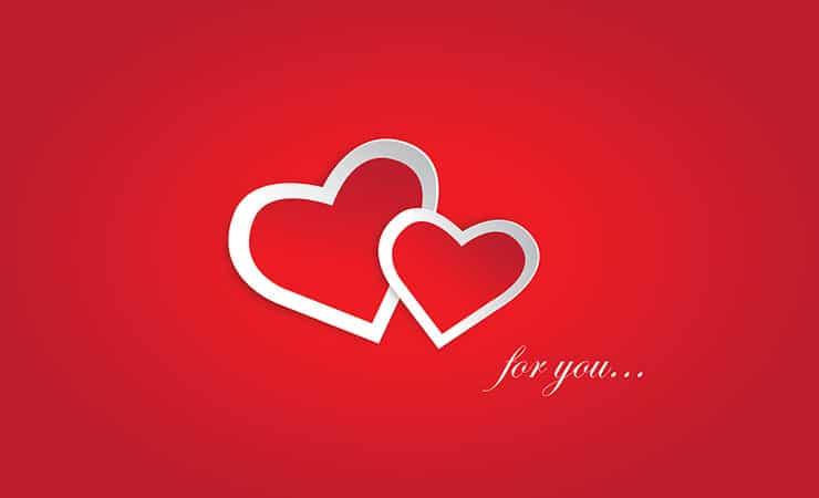A heart warming Valentine