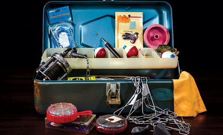 Tackle box or junk box?
