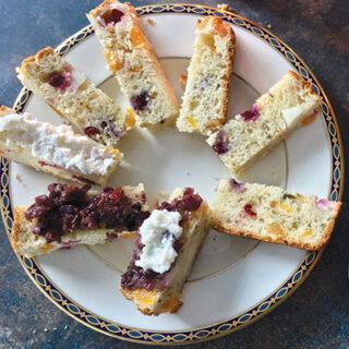 Savoury Quick Bread, or Cake Salé