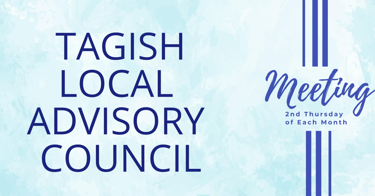 Tagish Local Advisory Council Meeting