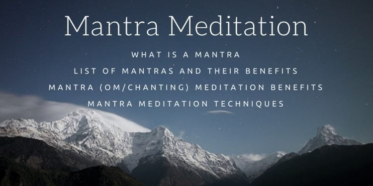 Mantra and Relaxation