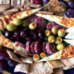 Foraging in local markets for cheese pie makings