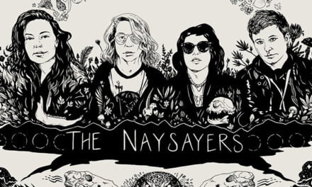Drea Naysayer is still rocking
