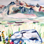 Karen Thomas's 2020 Landscape series