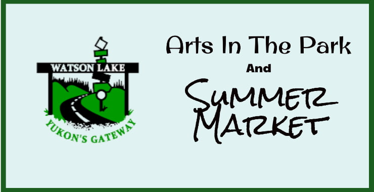 Arts In The Park and Summer Market