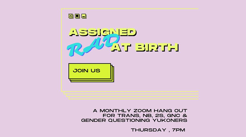 Assigned RAD at Birth