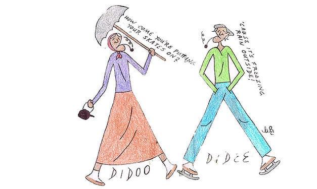 Didee & Didoo: Global Warming