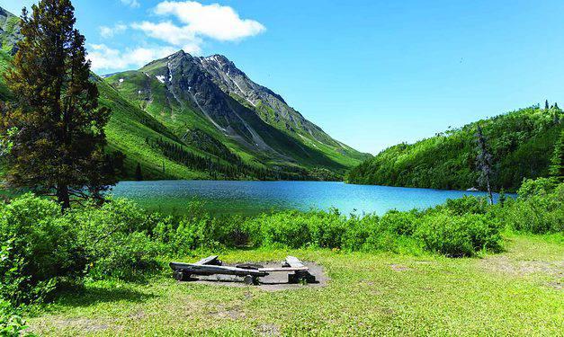 Spotlight on St. Elias Lake: A family-friendly backcountry experience